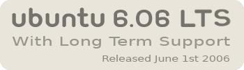 Ubuntu Linux 6.06 LTS