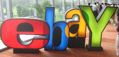 Big eBay Logo